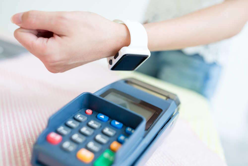Los pagos a través de contactless, cada vez más en auge