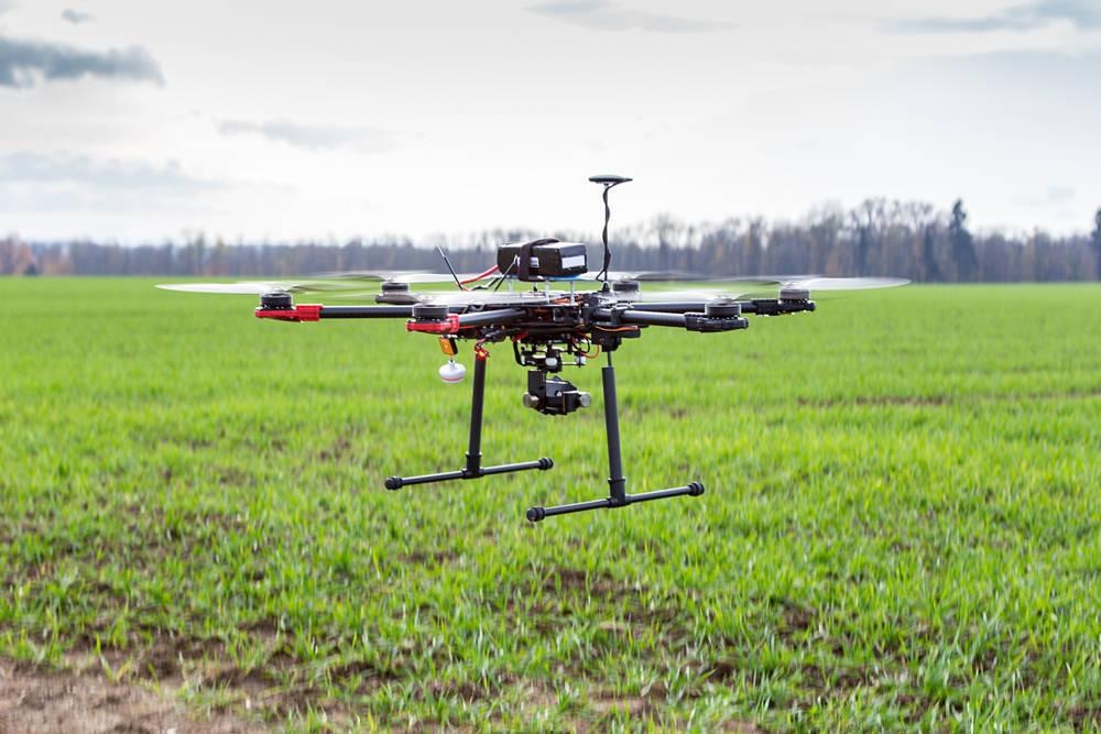 Drones, lo último en prevención de riesgos laborales