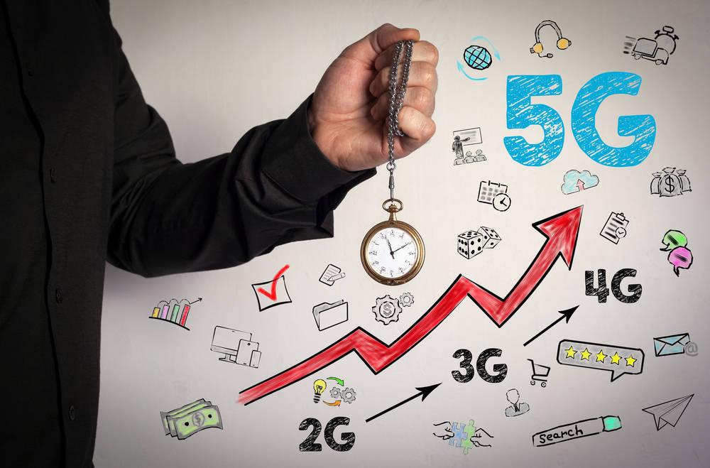 Qué son las redes 5G, y cuándo llegarán a los consumidores