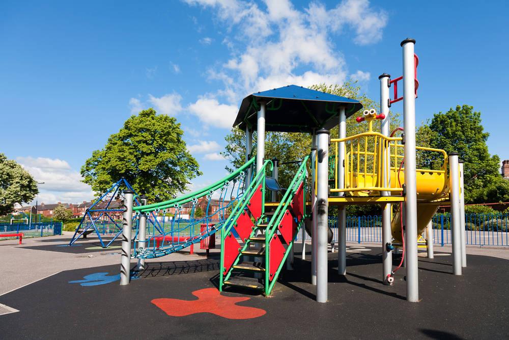 Los novedosos proyectos y diseños de los parques infantiles