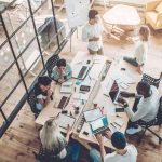 La creación de un sitio de coworking
