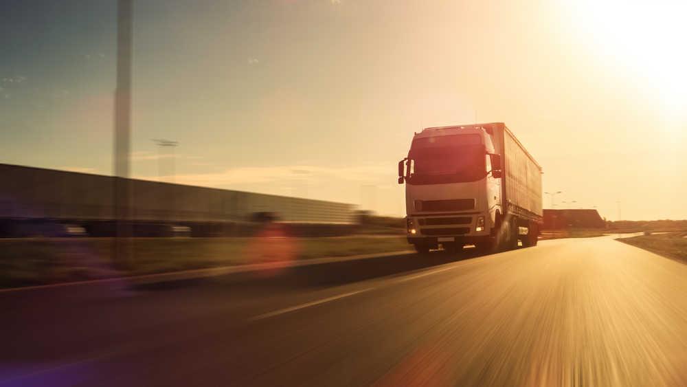 El transporte internacional de mercancías por carretera